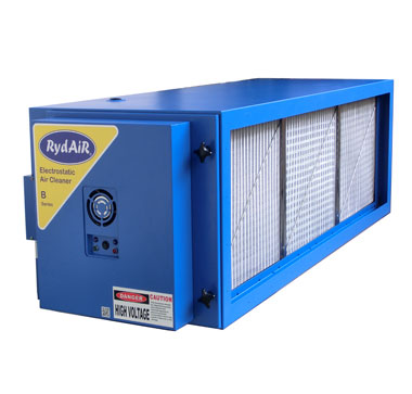 Rydair Singapore Electrostatic Air Cleaners And Kitchen